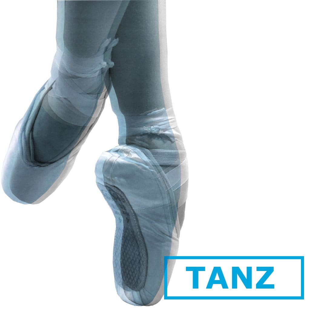 TUFA_Kurse & Workshops_Sport und Tanz_Logo mit Text